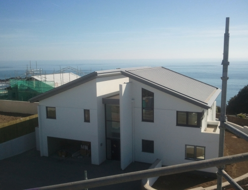 Zinclad Coast House Case Study
