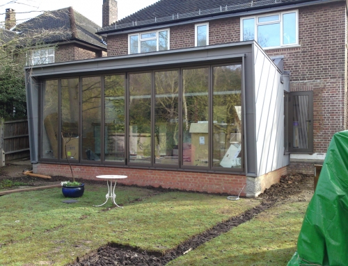 Metal Clad Extension